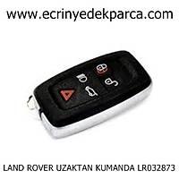 Land Rover Discovery Anahtar Kumandasý