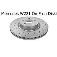 Mercedes W221 Ön Fren Diski