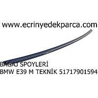 BAGAJ SPOYLERÝ BMW E39 M TEKNÝK 51717901594
