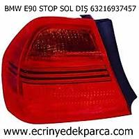Bmw 3Seri E90 Kasa Sol Dýþ Stop