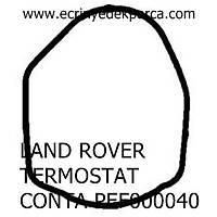 LAND ROVER FREELANDER CONTA TERMOSTAT PEF000040