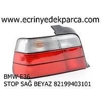 BMW E36 STOP SAĞ BEYAZ 82199403101