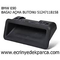 Bmw 3Seri E90 Kasa Bagaj Açma Butonu