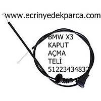 BMW X3 KAPUT AÇMA TELÝ 51223434832