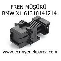 Bmw X1 E84 Kasa Fren Pedal Müþürü