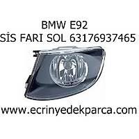 Bmw 3Seri E90 Kasa Sol Sis Farý Lci