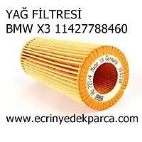 Bmw X3 E83 Kasa Yað Filtresi
