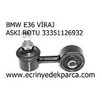 Bmw 3Seri E36 Kasa Viraj Rotu Arka