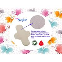 NeoComfort ORGANİK PAMUK Sızdırmaz Yıkanabilir Kadın Pedi - XL / LOHUSA PEDİ / İDRAR KAÇIRMA PEDİ