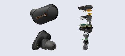 Çift Gürültü Sensörü Teknolojisi
