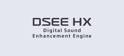 DSEE HX ile dijital müziklerin kalitesini yükseltin