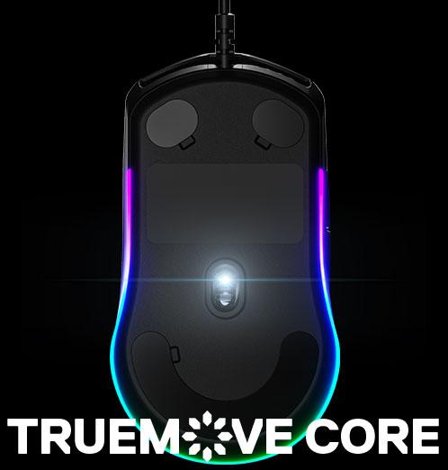 SteelSeries Rival 3 RGB Iþýklý Oyuncu Mouse