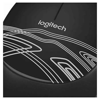 Logitech M105 Optik USB Mouse-Siyah