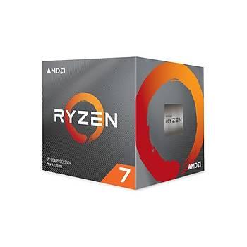 AMD Ryzen 7 3700X 3,6GHz 36MB Cache Soket AM4 Ýþlemci