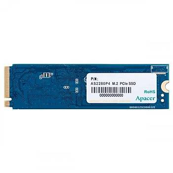 APACER 1TB NVMe M.2 PCIe SSD AS2280P4 3000-2000 MB/s SSD