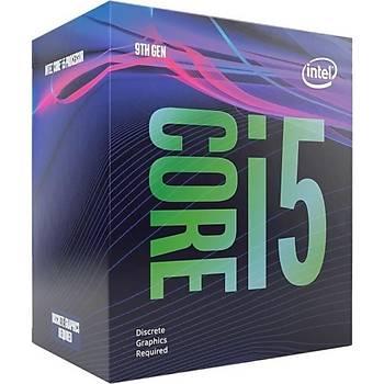 Intel Core i5 9400 2.9GHz LGA1151 9MB Cache Ýþlemci