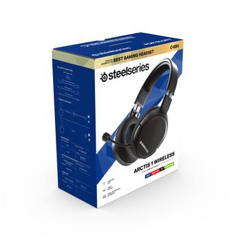 SteelSeries Arctis 1 Kablosuz PS4 Edition Oyuncu Kulaklýðý