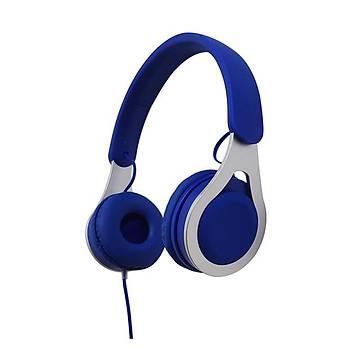 GlamShine L780 Kablosuz Kulaküstü Kulaklýk-Mavi