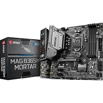 MSI MAG B365M Mortar DDR4 mATX Anakart