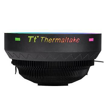 Thermaltake UX100 12cm ARGB Fanlý AMD4/Intel Uyumlu Ýþlemci Soðutucu (CL-P064-AL12SW-A)