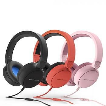 Energy Sistem Headphones Style 1 Kablolu Kulaküstü Kulaklýk Kýrmýzý