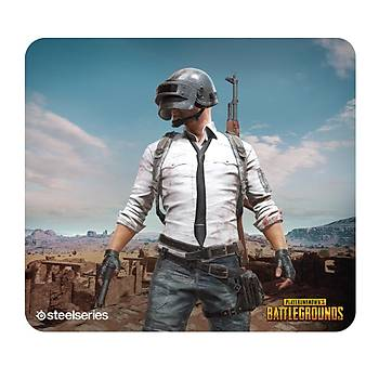 SteelSeries Qck+ PUBG Miramar Edition Gaming Mouse Pad