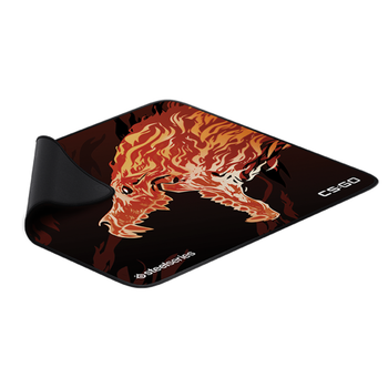 Steelseries QcK+ Limited CS:GO Howl Edition Mousepad