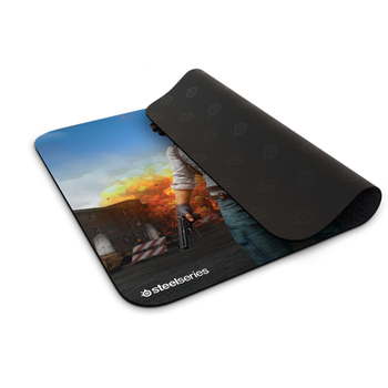 Steelseries Qck+ PUBG Erangel Edition Mousepad