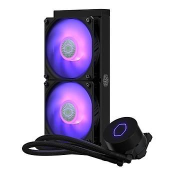 Cooler Master Masterlýquýd ML240L V2 RGB LED Fanlý Sývý Soðutma Kiti