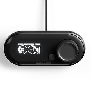 SteelSeries Arctis Pro + GameDAC RGB USB Hi-Res Oyuncu Kulaklığı - Beyaz