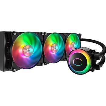 Cooler Master Masterliquid ML360R RGB Adreslenebilir LED Fan Ýþlemci Sývý Soðutma