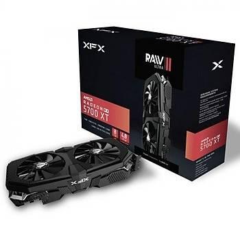 XFX AMD Radeon RX 5700 XT RAW II Ultra 8GB GDDR6 256Bit DX12 Gaming Ekran Kartý (RX-57XT8OBF6)