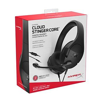 HyperX Cloud Stinger Core Oyuncu Kulaklýðý PC