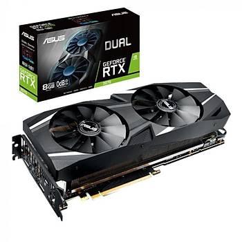 Asus Geforce Dual RTX 2070 8G 8Gb Gddr6 256Bit