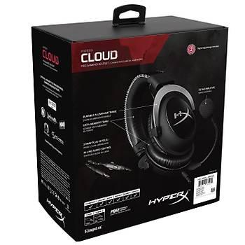 HyperX Cloud Silver Gaming Kulaklık