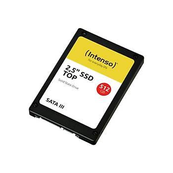 Intenso 3812450 TOP 512GB 520MB/-500MB/s 2.5