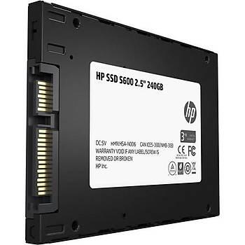 HP S600 240GB 520MB-500MB/s Sata 3 SSD 4FZ33AA