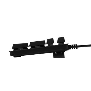 Logitech G413 Mekanik Oyuncu Klavyesi Karbon-Türkçe