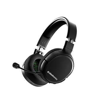 SteelSeries Arctis 1 Xbox Series X Kablosuz Siyah Oyuncu Kulaklýðý
