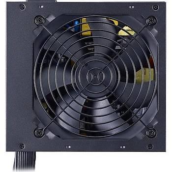 Cooler Master MWE 650W 80+ Bronze 2 x EPS Aktif PFC 120 mm Fanlý PSU (MPE-6501-ACABW-BEU)
