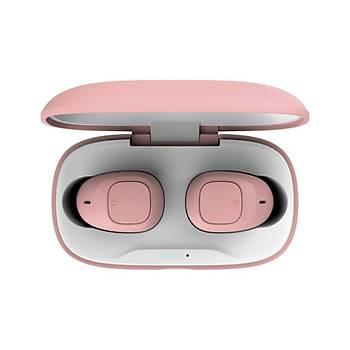 Trust 23904 Nýka Compact Bluetooth Kulaklýk Pembe