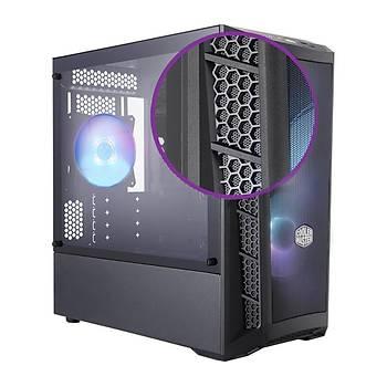 COOLER MASTER MasterBox MB311L RGB 600W TG Mini Tower Kasa