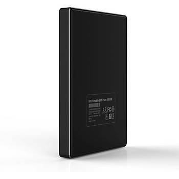 HP Taþýnabilir SSD 500GB P600 Siyah