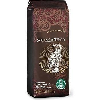 Starbucks Sumatra 250 Gr Filtre Kahve (Çekilmemiþ)