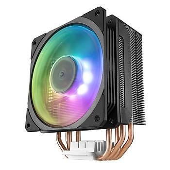 COOLER MASTER Hyper 212 Spectrum Rainbow RGB 120mm Ýþlemci Hava Soðutucu