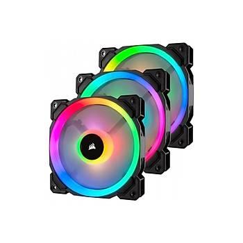 Corsair CO-9050072-WW LL120 RGB 120mm Dual Light Loop RGB LED PWM 3 Kasa Faný