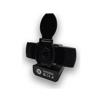Dexim DWK0004 V8B 1080P Webcam