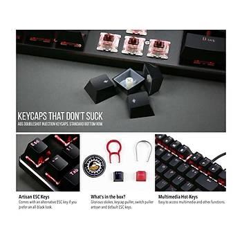 Glorious Modüler RGB Mekanik Gaming Klavye Brown Switch - Ýngilizce