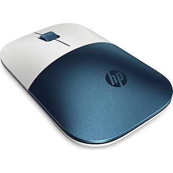 HP Z3700 Kablosuz Ince & Sessiz Mouse - Orman Yeþil & Gümüþ - 171D9AA