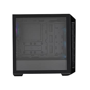 COOLER MASTER MasterBox MB520 ARGB Tempered Glass USB 3.2 Mid Tower Kasa